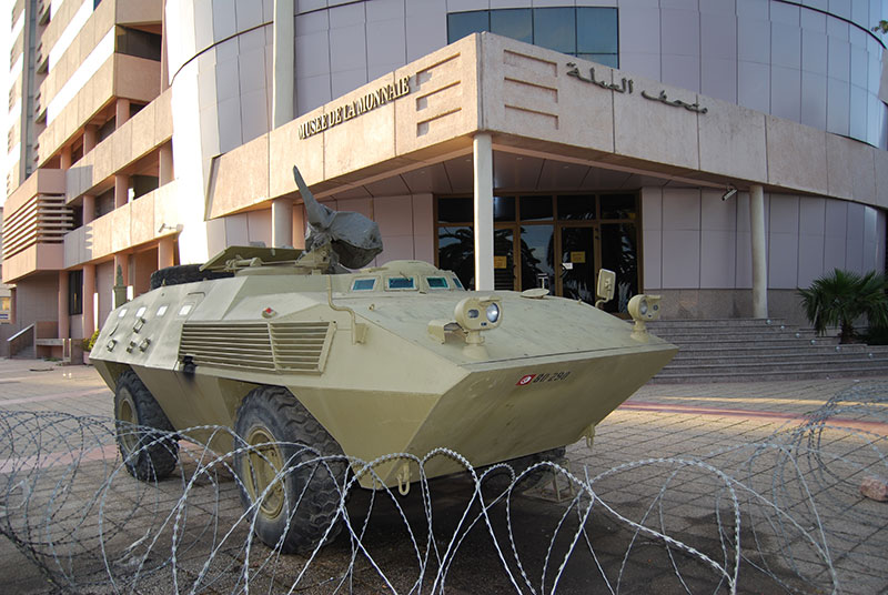 An-armoured-vehicle