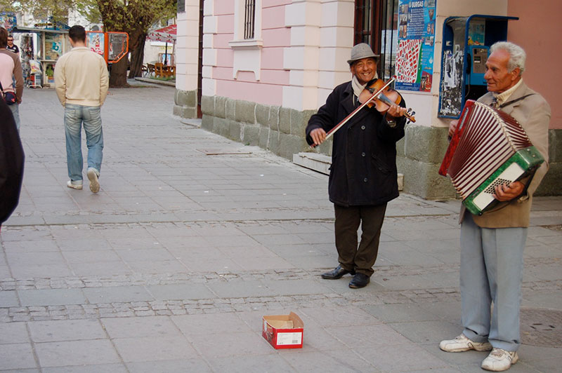Buskers-in-Bourgas