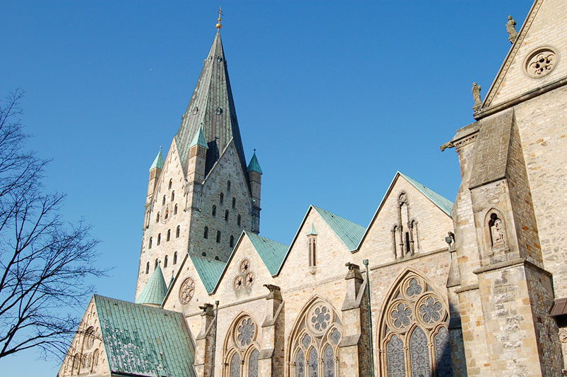Cathedral-in-Paderborn