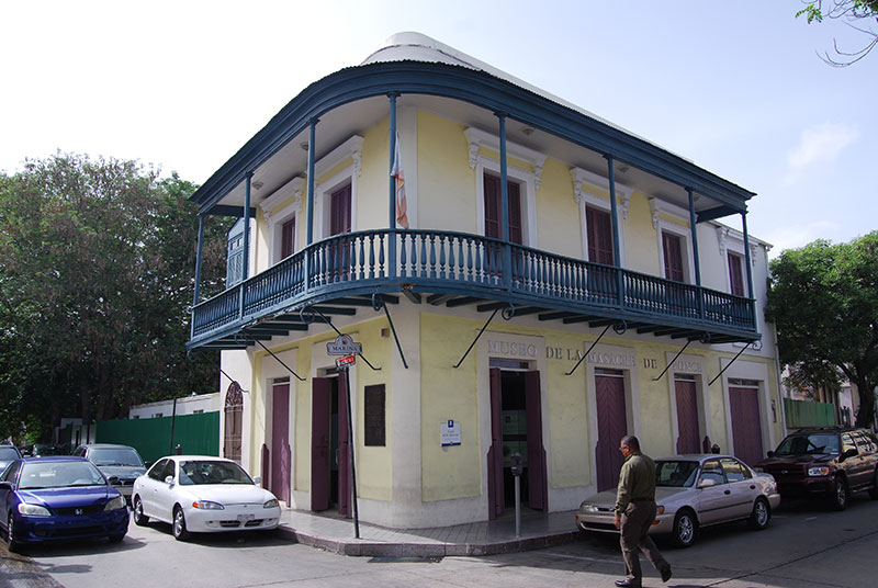 Museum in the town of Ponce