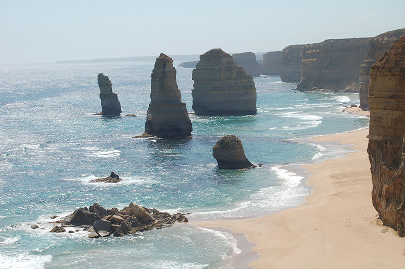 Remains of the 12 Apostles