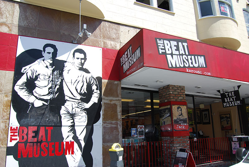 The Beat Museum San Francisco