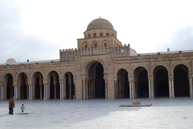 The-Great-Mosque-at-Kairouan