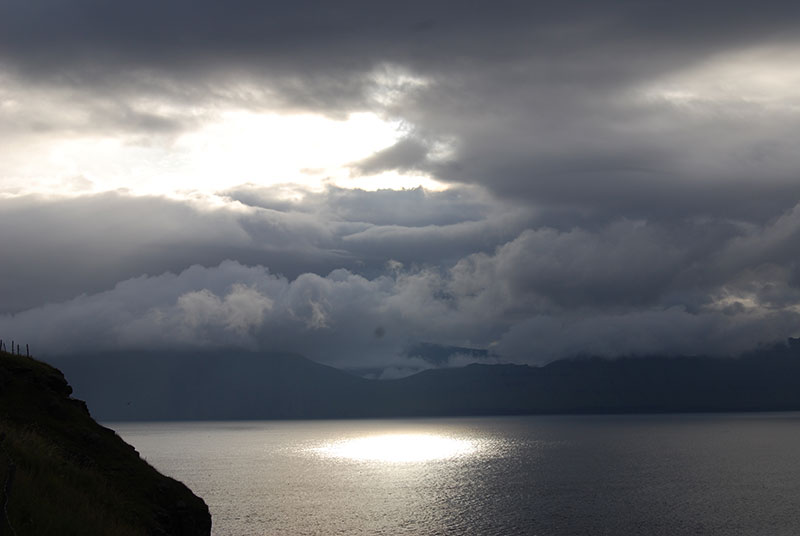 View from Mykines